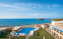 Foto Hotel Grecotel Kalliston in Chrissi Akti ( Chania Kreta)