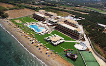 Foto Hotel Kiani Beach Resort in Kalives ( Chania Kreta)