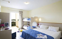 Foto Hotel Mareblue Beach Resort in Agios Spyridon ( Corfu)