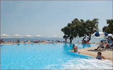 Foto Hotel Nissaki Beach in Nissaki ( Corfu)
