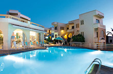 Foto Appartementen Olga Suites in Maleme ( Chania Kreta)