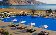 Foto Hotel Pilot Beach Resort in Georgioupolis ( Chania Kreta)