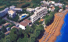 Foto Hotel Santa Marina Beach in Agia Marina ( Chania Kreta)