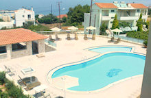Foto Appartementen Sandy Suites in Kato Galatas ( Chania Kreta)