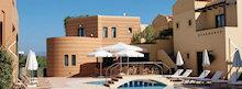 Foto Hotel Silver beach in Gerani ( Chania Kreta)