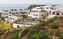 Foto Appartementen Aegean Village in Amopi ( Karpathos)