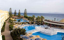 Foto Hotel Sunshine Vacation Club in Ixia (Trianda) ( Rhodos)
