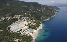 Foto Hotel Sunshine Vacation Club in Nissaki ( Corfu)
