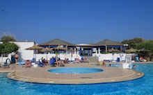 Foto Hotel Apollonia Beach in Amoudara ( Heraklion Kreta)