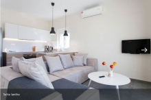 Foto  Alia Beach suites in Kokkinos Pirgos ( Heraklion Kreta)