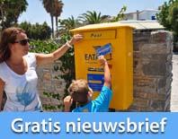 Nieuwsbrief Griekenland