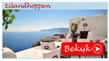 Eilandhoppen Santorini, Griekse eilanden