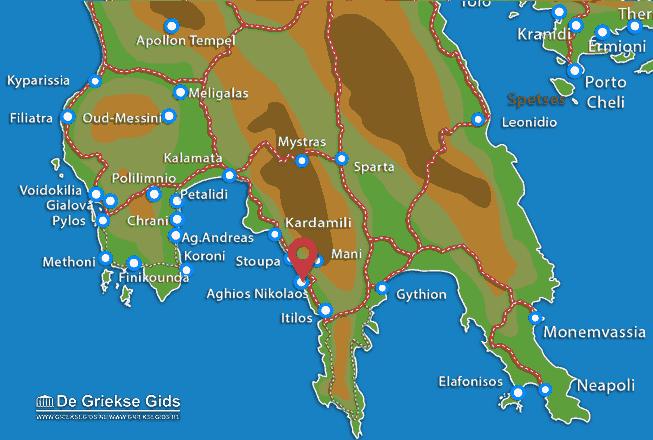 Uitstapjes / Trips vanaf Aghios Nikolaos