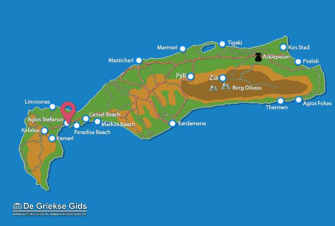 Uitstapjes / Trips vanaf Agios Stefanos
