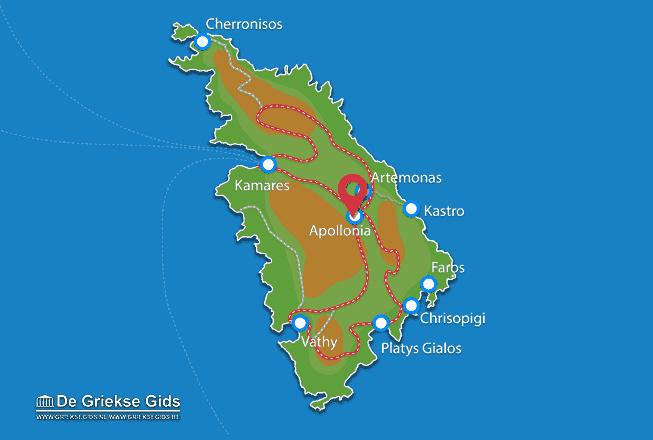 Uitstapjes / Trips vanaf Apollonia