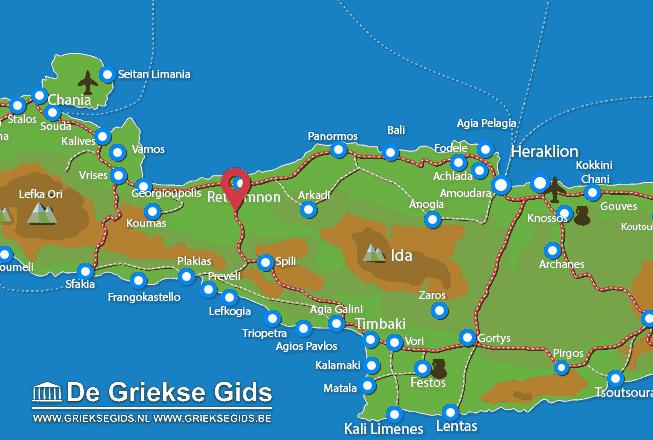 Uitstapjes / Trips vanaf Armeni