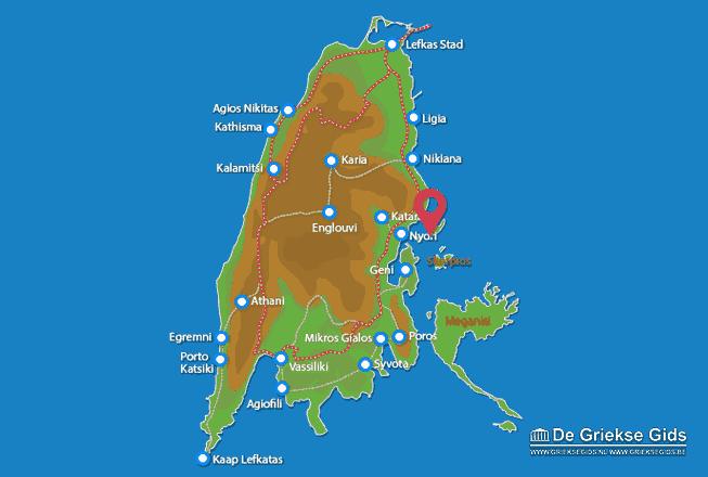 Uitstapjes / Trips vanaf Madouri (eiland)