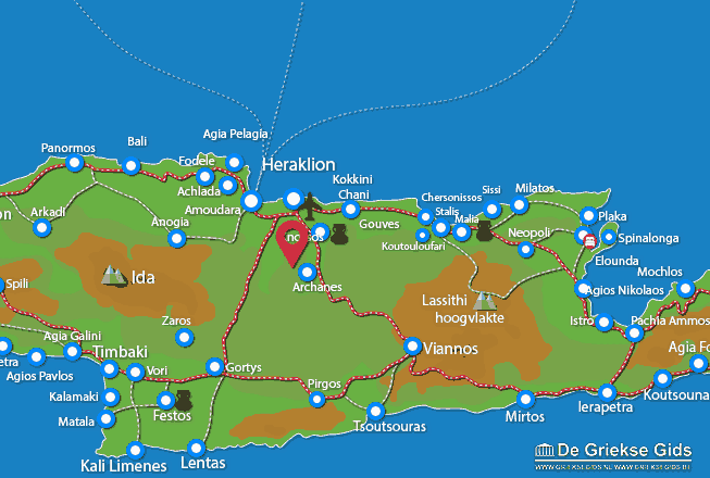Uitstapjes / Trips vanaf Katalagari