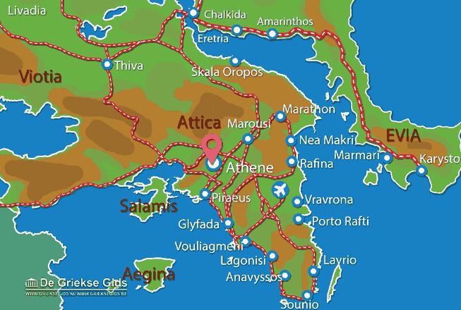 Uitstapjes / Trips vanaf Likavitos