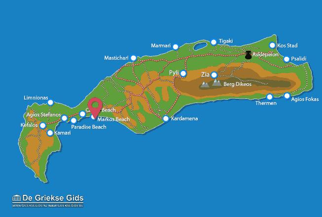 Uitstapjes / Trips vanaf Markos beach