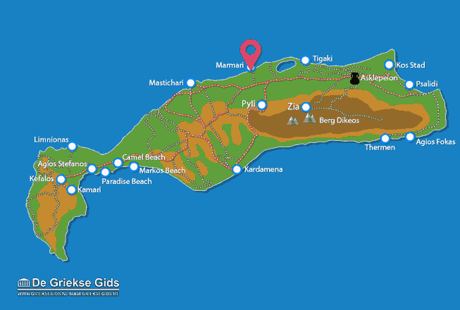 Uitstapjes / Trips vanaf Marmari