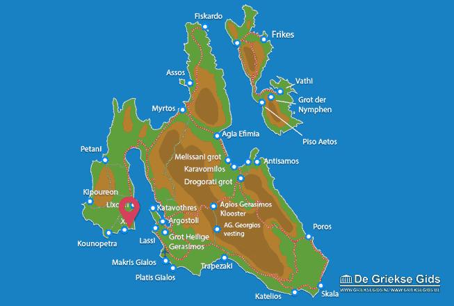 Uitstapjes / Trips vanaf Megas Lakkos