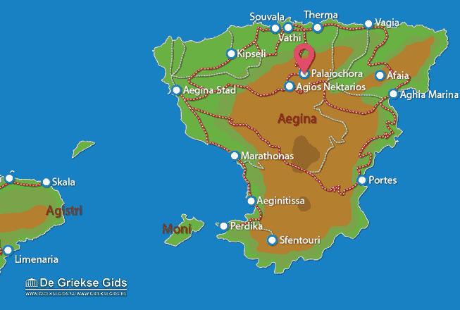 Uitstapjes / Trips vanaf Palaiochora