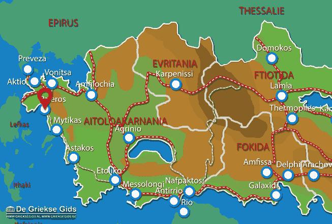 Uitstapjes / Trips vanaf Paleros