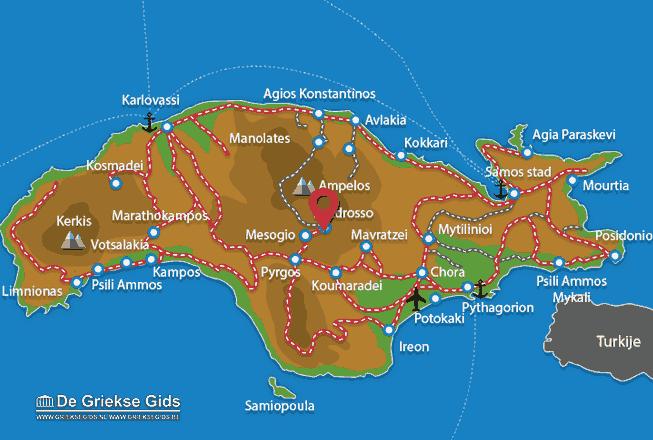 Uitstapjes / Trips vanaf Pandrosso