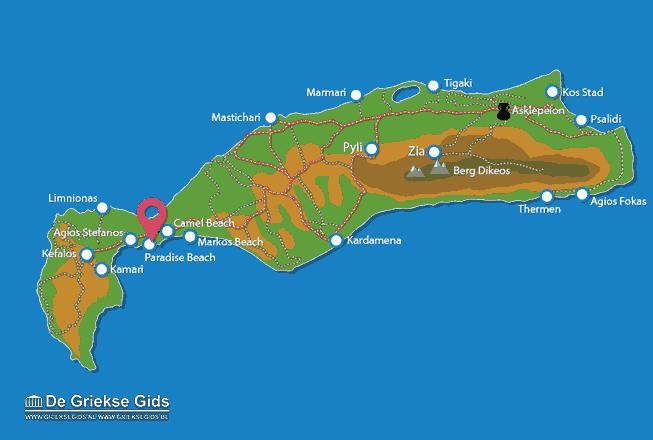 Uitstapjes / Trips vanaf Paradise beach