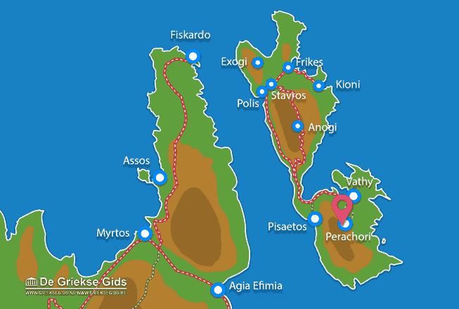 Uitstapjes / Trips vanaf Perachori