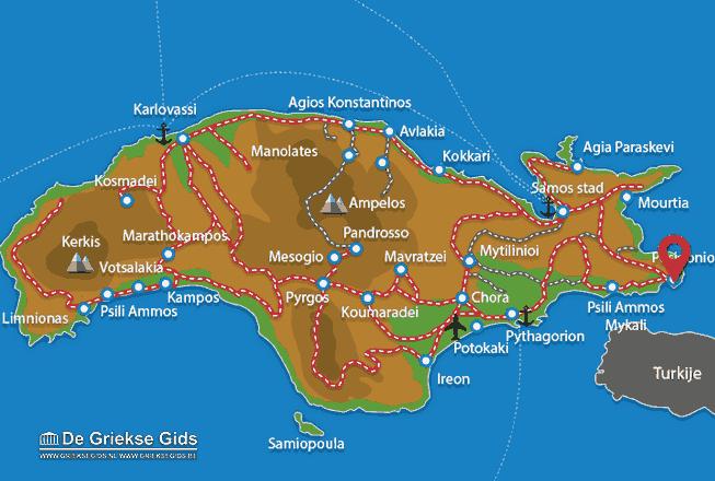 Uitstapjes / Trips vanaf Posidonio