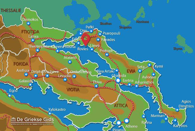 Uitstapjes / Trips vanaf Rovies