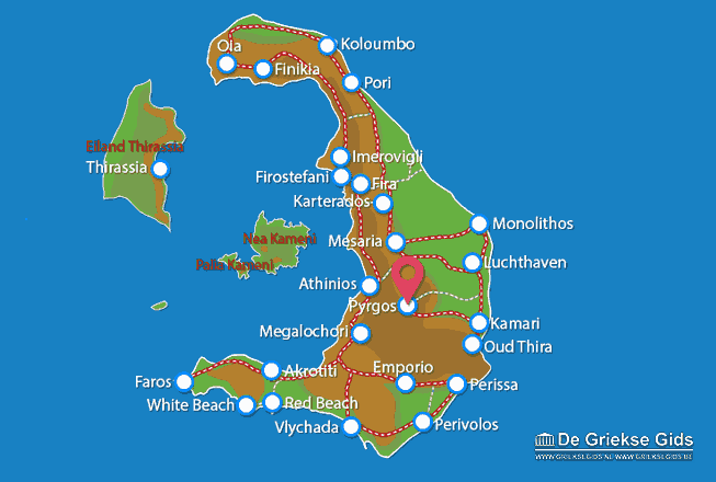 Uitstapjes / Trips vanaf Pyrgos