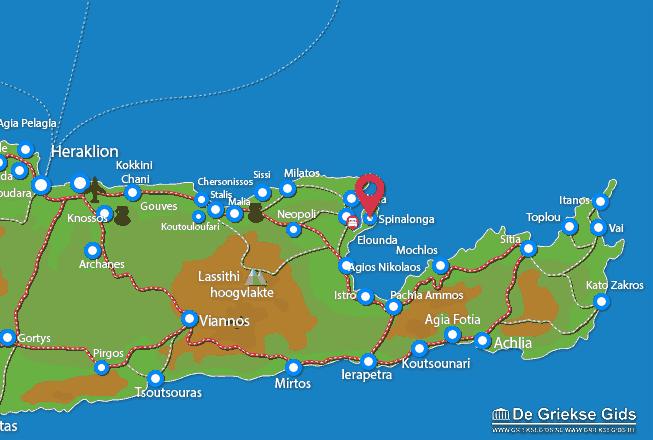 Uitstapjes / Trips vanaf Spinalonga