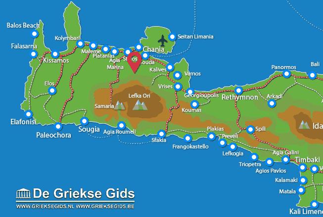 Uitstapjes / Trips vanaf Therissos