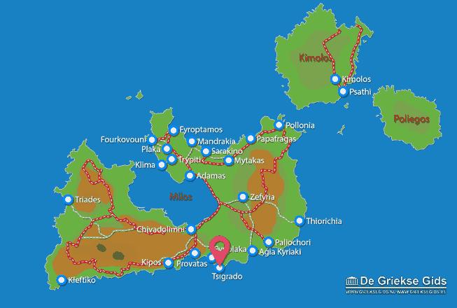 Uitstapjes / Trips vanaf Tsigrado