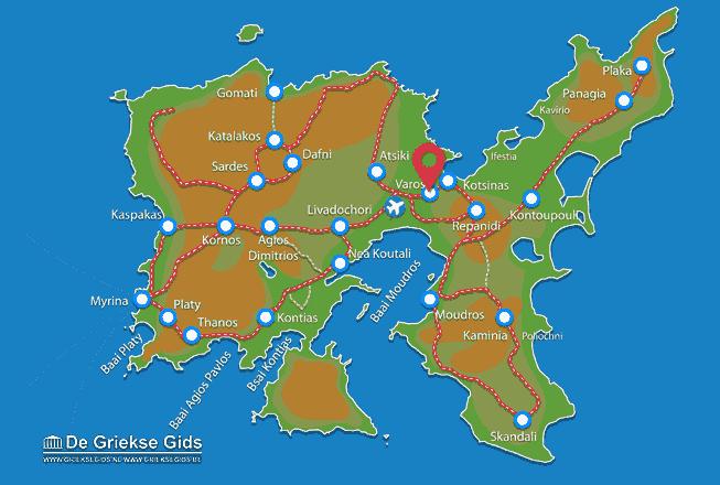 Uitstapjes / Trips vanaf Varos