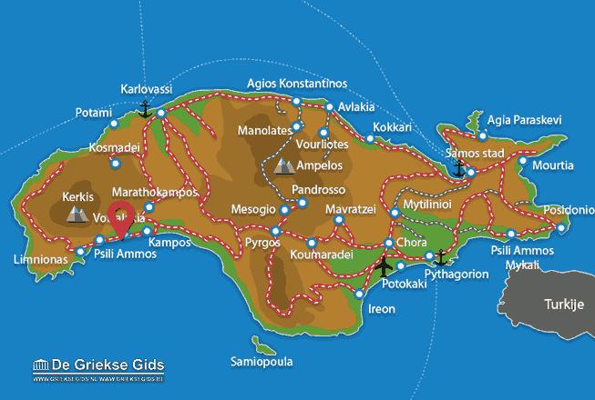 Uitstapjes / Trips vanaf Votsalakia