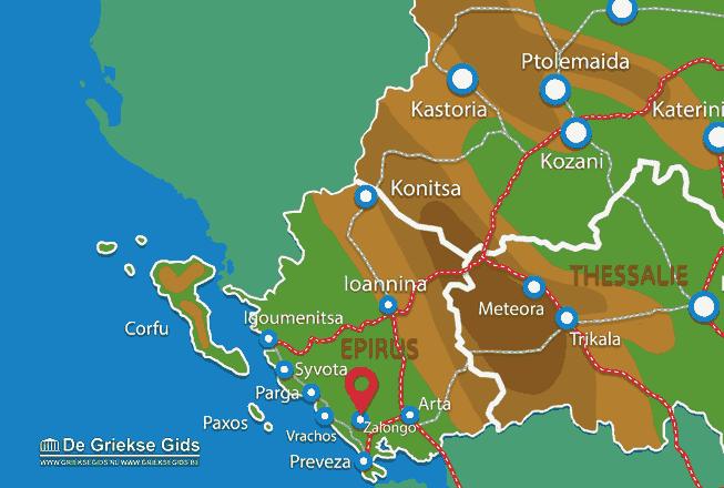 Uitstapjes / Trips vanaf Zalongo