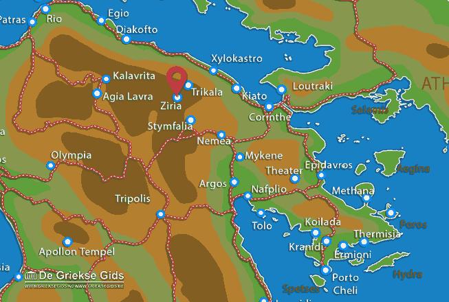 Uitstapjes / Trips vanaf Ziria