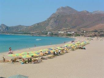 Falasarna Crete Justgreece Com