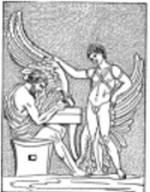 Ikaros en Daedalos