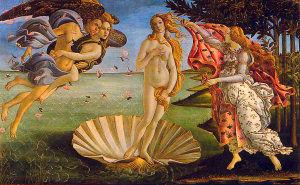Aphrodite van Boticceli