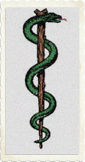 Asclepius symbool - Asklepios