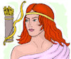 Artemis | Griekse godin van de jacht