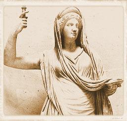 Hera Griekse mythologie