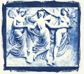 Griekse Nimfen