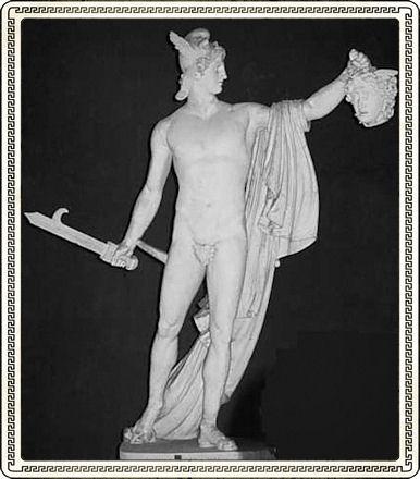 Perseus, de Griekse held