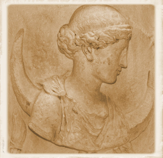 Selene - Luna -  godin van de maan